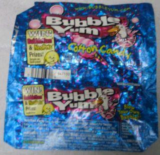 Cotton Candy Bubble Yum