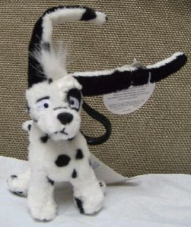 Spotted Gelert Plushie Clip