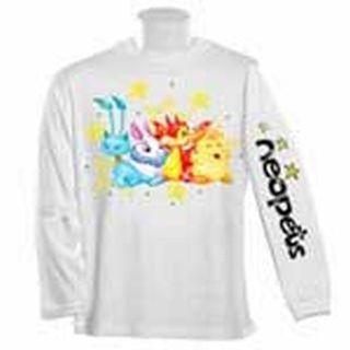 Long Sleeved Group Pets T-Shirt