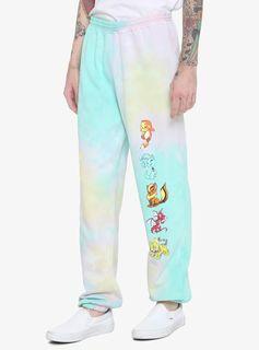 Tie-Dye Sweatpants