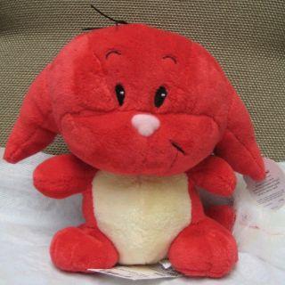 Red Kacheek Plushie
