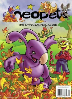 Neopets Magazine Issue 25