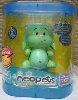 Green Kacheek Interactive Pet