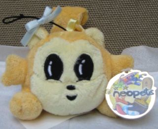 Baby Meerca Plushie Clip