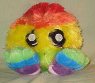 Rainbow Jubjub Plushie