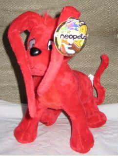 Red Gelert Plushie