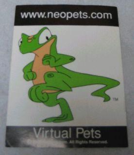 Green Techo Sticker