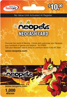 Red Scorchio NeoCash Card