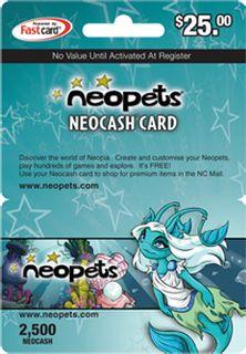 Caylis NeoCash Card