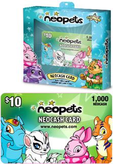 Green NeoCash Card