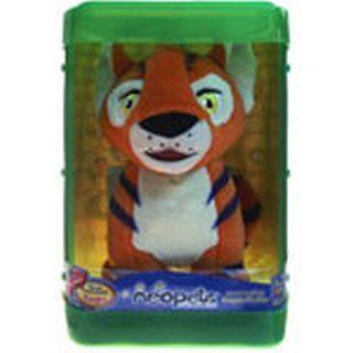 Orange Kougra Interactive Plushie