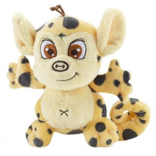 Spotted Mynci Plushie