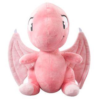 Jumbo Pink Shoyru Plushie