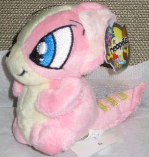 Pink Mazzew Plushie