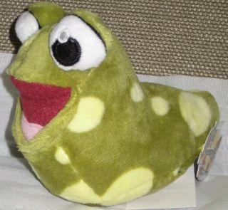 Green Slorg Plushie