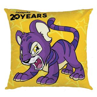 Neopets 20th Anniversary Throw Pillow