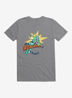 Kougra T-Shirt - Storm Grey