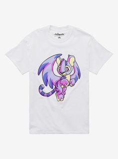 Faerie Kougra Girls T-Shirt