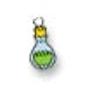 Green Potion Charm