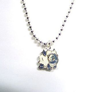 White Babaa Necklace