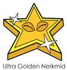 Ultra Golden Nerkmid Pin