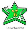 Lesser Nerkmid Pin