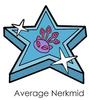 Average Nerkmid Pin