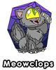 Meowclops Pin