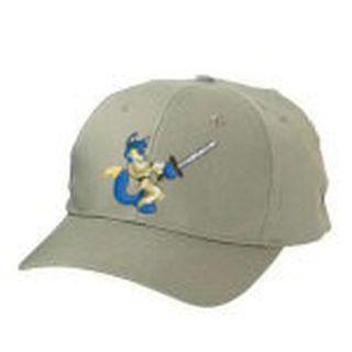 Embroidered Jeran Khaki Baseball Cap