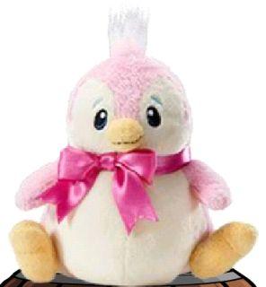 Pink Bruce Plushie