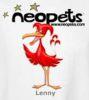 Red Lenny Babydoll T-Shirt