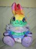 Rainbow Cybunny Plushie