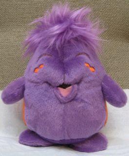 Purple Chia Plushie