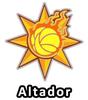 Altador Cup Altador Team Logo Pin