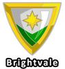 Altador Cup Brightvale Team Logo Pin