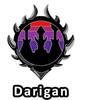 Altador Cup Darigan Team Logo Pin