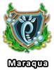 Altador Cup Maraqua Team Logo Pin