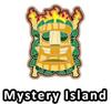 Altador Cup Mystery Island Team Logo Pin