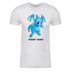 Blue Shoyru Personalized Adult Short Sleeve T-Shirt