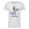 Baby Lupe Personalized Adult Short Sleeve T-Shirt