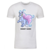Faerie Lupe Personalized Adult Short Sleeve T-Shirt