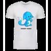 Blue Kacheek Personalized Adult Short Sleeve T-Shirt