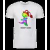 Rainbow Aisha Personalized Adult Short Sleeve T-Shirt