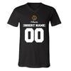 Altador Cup XVI Jersey V-Neck T-Shirt in Black