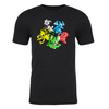 Group Adult Short Sleeve T-Shirt in Black