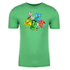 Group Adult Short Sleeve T-Shirt in Green
