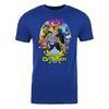 Return of Dr. Sloth Adult Short Sleeve T-Shirt in Royal Blue
