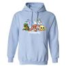 Neopets Bunch Fleece Hooded Sweatshirt in Light Blue