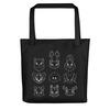 Lineart Premium Tote Bag