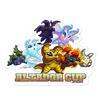 Altador Cup Die Cut Sticker